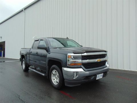 Pre-Owned 2017 Chevrolet Silverado 1500 Pick up