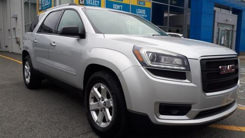 Pre-Owned 2015 GMC Acadia SLE All Wheel Drive SUV
