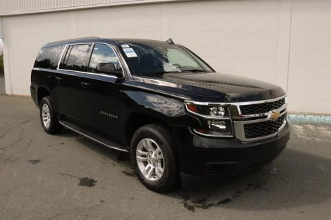 Pre-Owned 2019 Chevrolet Suburban LS Four Wheel Drive SUV
