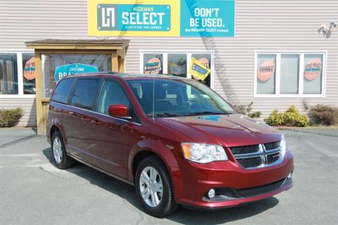 Pre-Owned 2019 Dodge Grand Caravan Crew Plus Front Wheel Drive Minivan