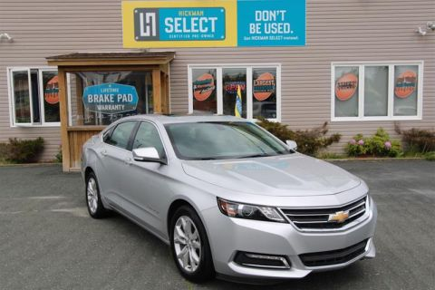 Pre-Owned 2019 Chevrolet Impala LT Front Wheel Drive 4-Door Sedan