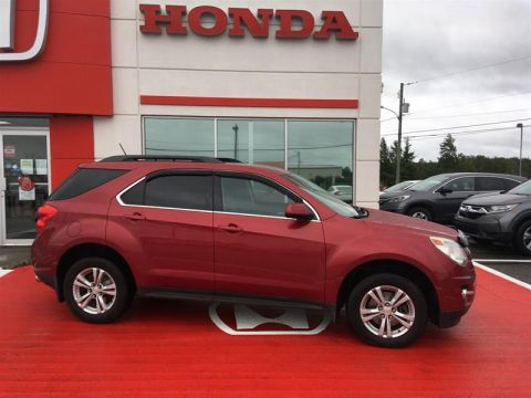 Pre-Owned 2013 Chevrolet Equinox LT All Wheel Drive SUV