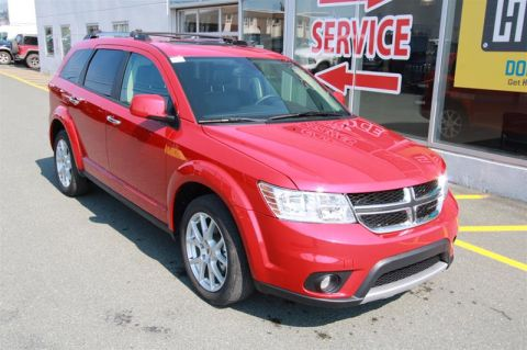 Pre-Owned 2019 Dodge Journey GT All Wheel Drive Crossover