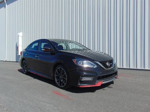 Pre-Owned 2017 Nissan Sentra 4-Door Sedan