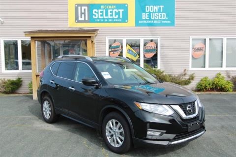 Pre-Owned 2019 Nissan Rogue Crossover