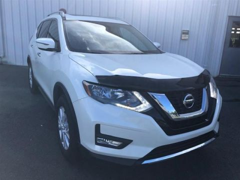 Pre-Owned 2018 Nissan Rogue Crossover